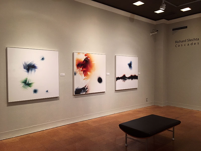 Experimental photography at the Museum of Art at University of Arizona