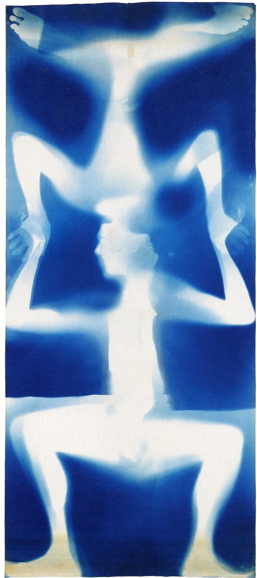 Robert Rauschenberg and Susan Weil. Untitled (Double Rauschenberg). © 1950 www.moma.org