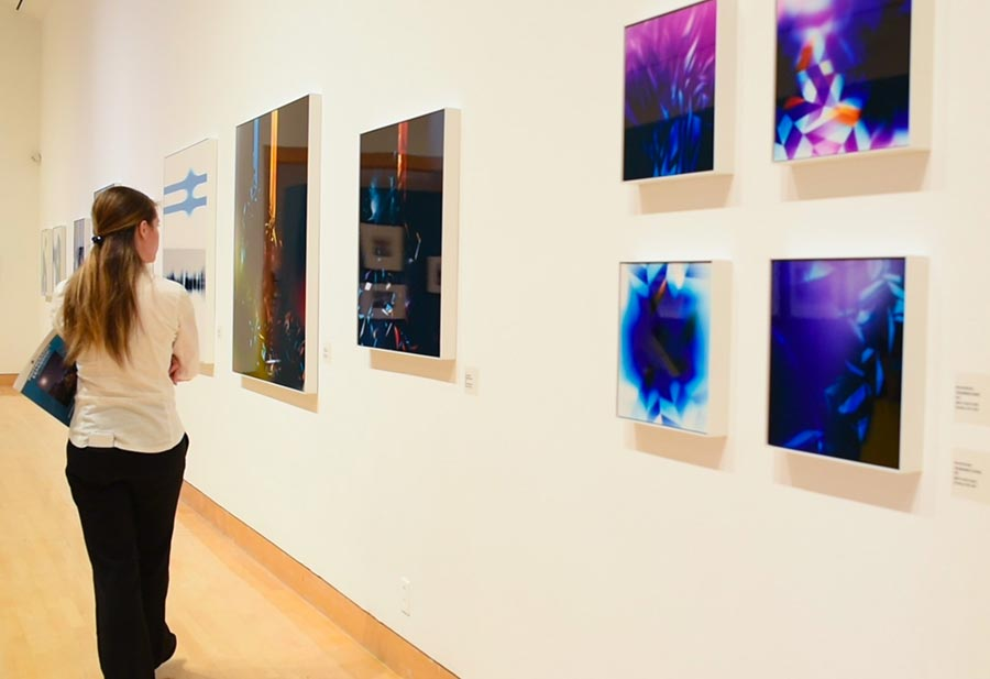 Exhibition Photography Expanded at California Center for the Arts