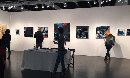 LA Art Show Richard Slechta