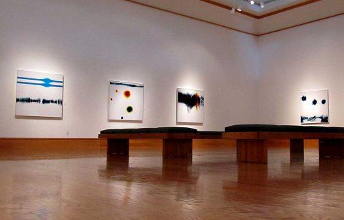 Solo exhibition of Slechta's photograms at Mattie Kelly Fine Art