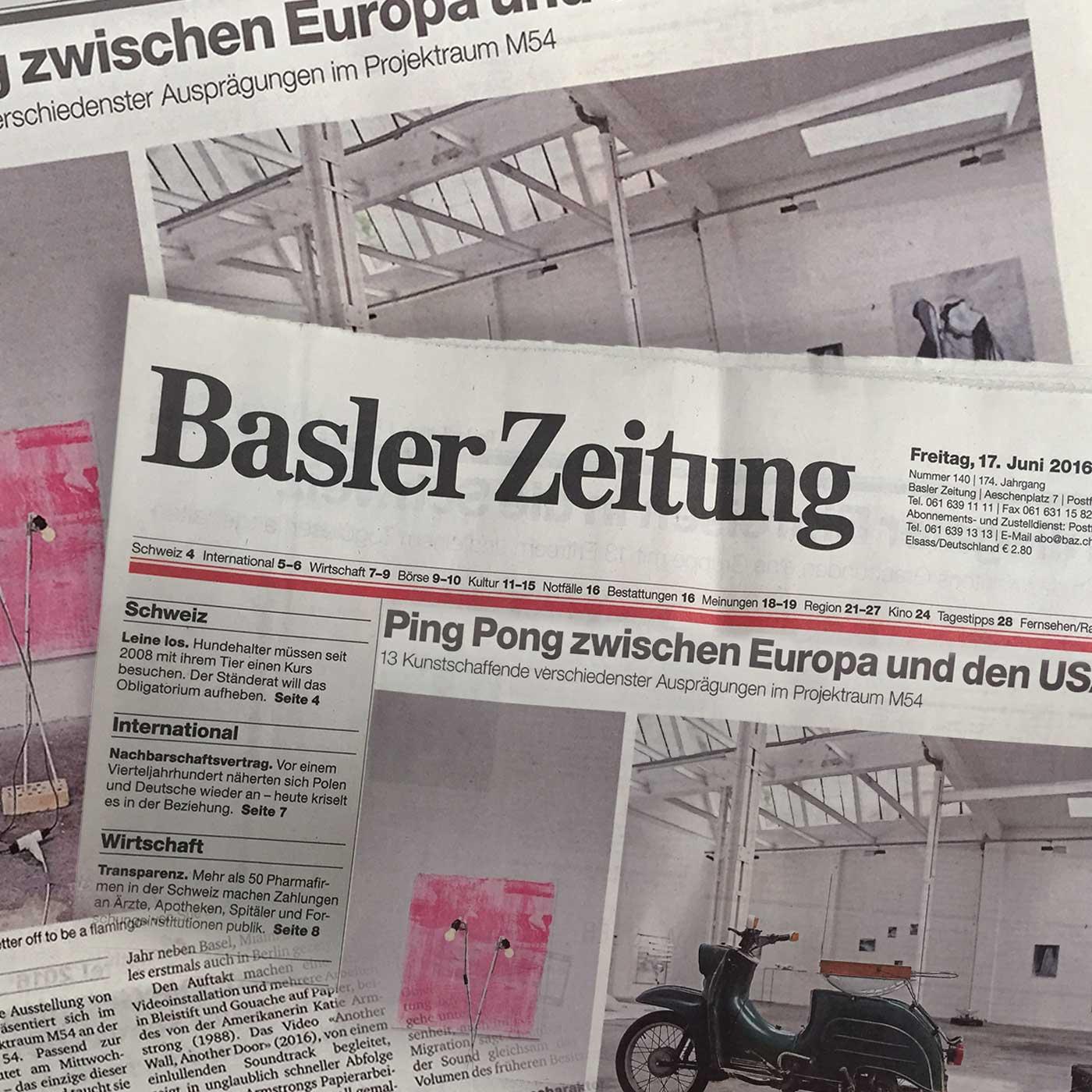 Headline News: Art Basel