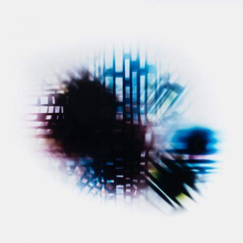 color Photogram, titled Omnipresent Polarity by lighting artist Richard Slechta
