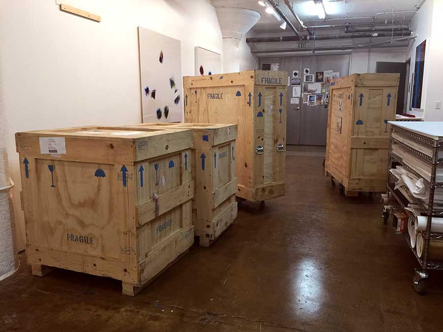 Exhibition Crates