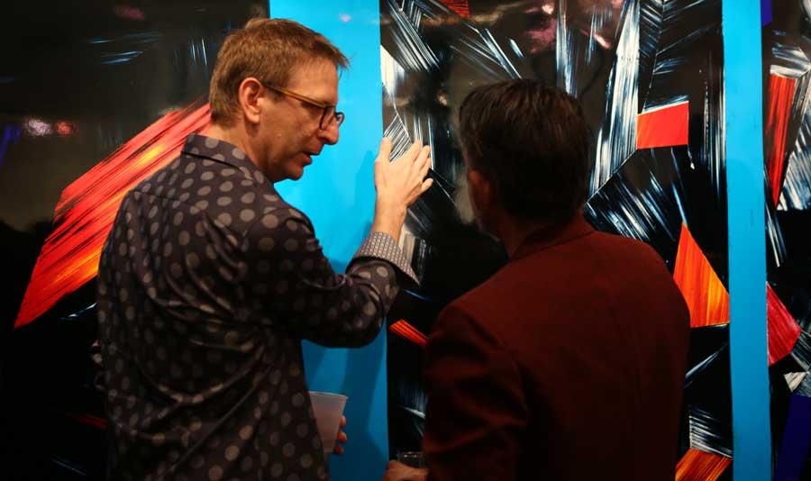 LA Exhibit:  'Crosscurrent Junctions'